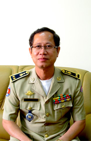 Major General Pol Phie They